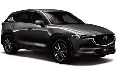 Downsizing? Ce downsizing? Mazda CX-5 primește un motor nou pe benzină