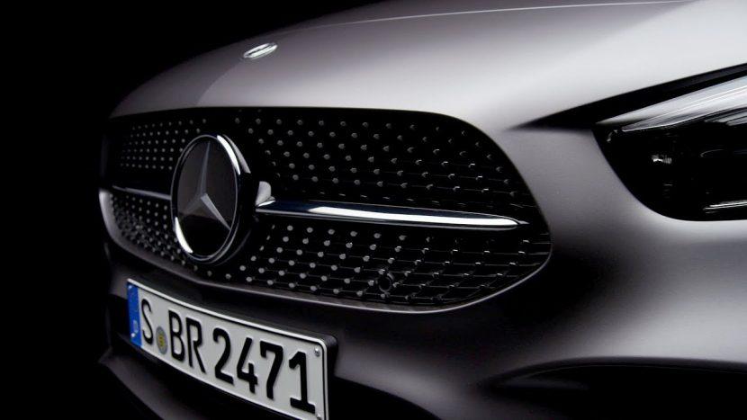 Noul Mercedes-Benz B-Class