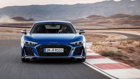 Noul Audi R8 – Informații și fotografii oficiale