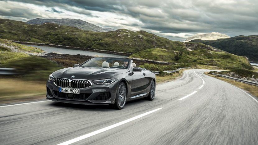 Noul BMW Seria 8 Cabrio
