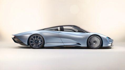 Noul McLaren Speedtail – Imagini și informații oficiale. E primul hyper-GT al lumii!