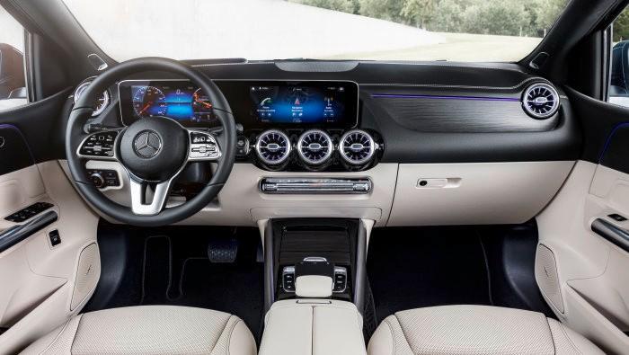 Noul Mercedes-Benz Clasa B