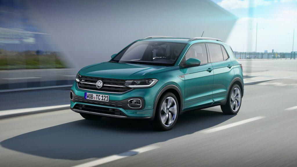 Volkswagen T-Cross - prețuri în România