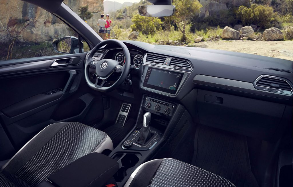 Noul Volkswagen Tiguan Offroad (2)
