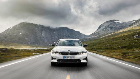 Noul BMW Seria 3 – informații complete și galerie foto