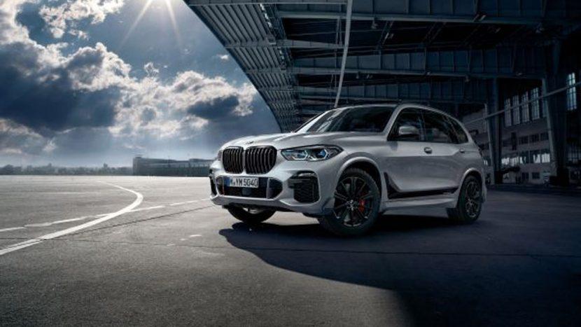 Noul BMW X5 primește componente M Performance