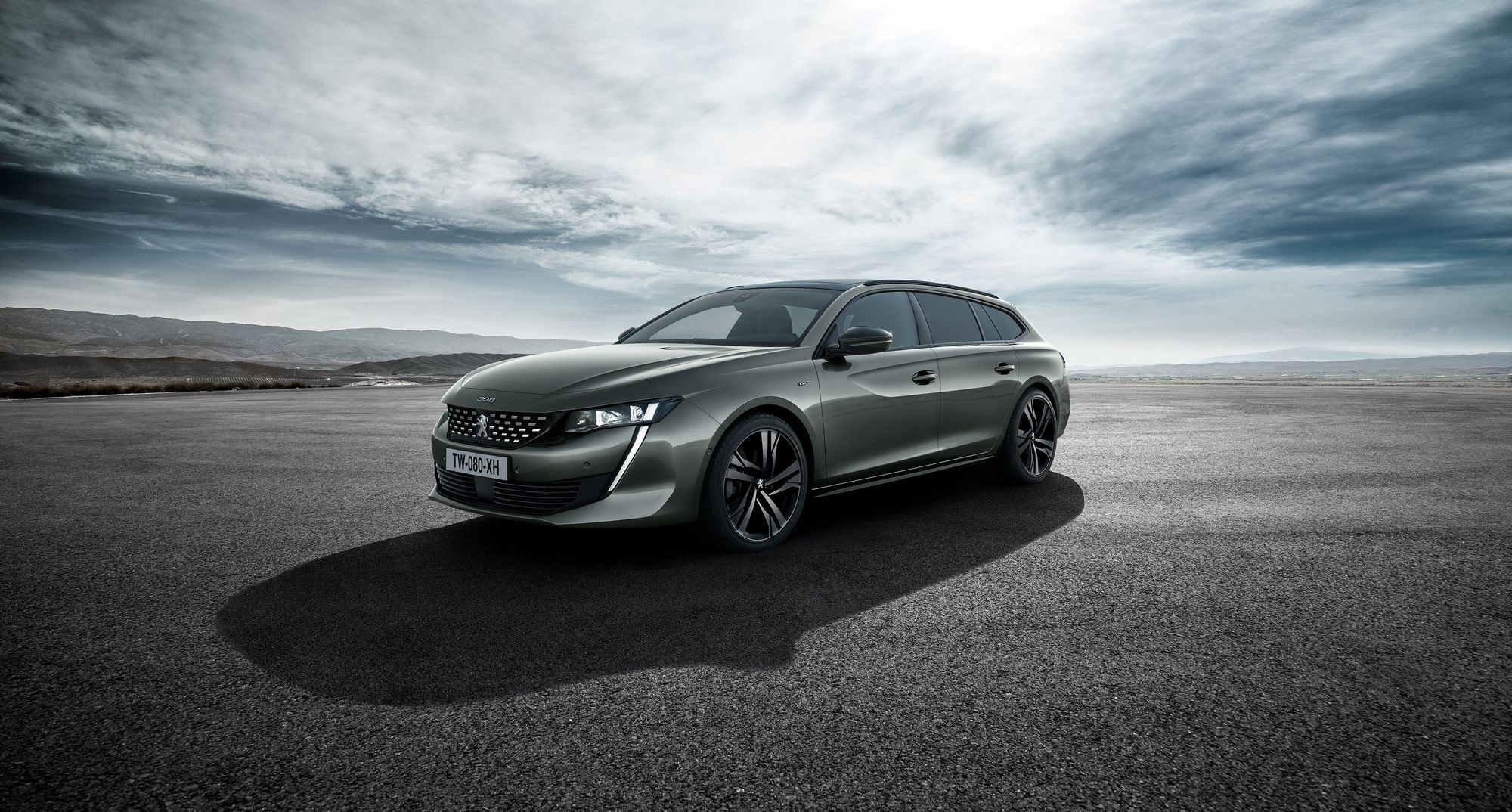 Peugeot 508 SW First Edition(7)