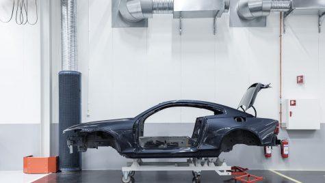 Așa se construiește noul Polestar 1. Producția a început în Suedia!