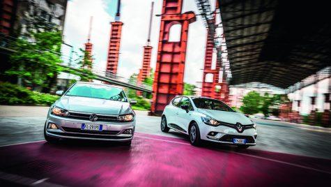 Test comparativ – Renault Clio versus Volkswagen Polo