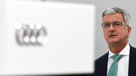 Audi i-a reziliat contractul șefului arestat, Rupert Stadler
