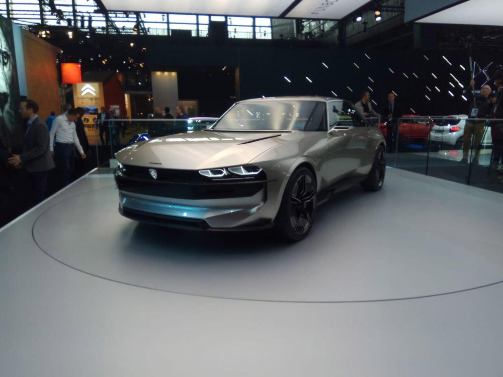 Salonul Auto de la Paris 2018 - galerie foto