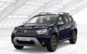 Dacia Duster motor Blue dCI