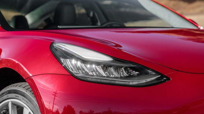 Tesla Model 3 cea mai sigură mașină 3