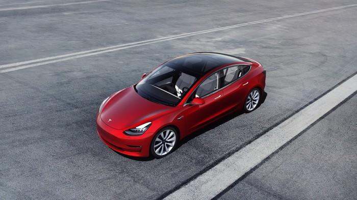 Tesla Model 3 cea mai sigură mașină