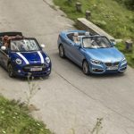 Test comparativ – Mini Cooper S Cabrio vs BMW Seria 2 Cabrio