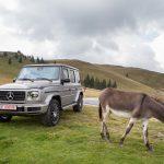 Test drive - Mercedes-Benz Clasa G 500