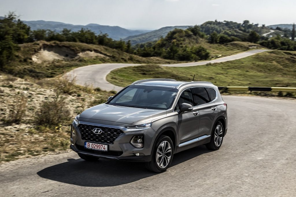 Test drive Hyundai Santa Fe 2.2 CRDI 200 CP 8AT 4x4 Luxury (5)
