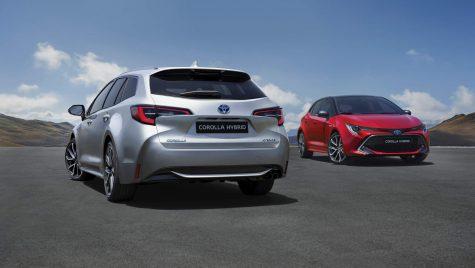 Paris 2018 – Toyota Corolla hatchback și Touring Sports vin cu un singur motor convențional