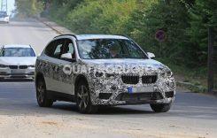 BMW X1, surprins în teste cu un sistem de propulsie surpriză
