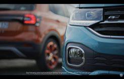 Încă un pic! Viitorul Volkswagen T-Cross apare într-un teaser video