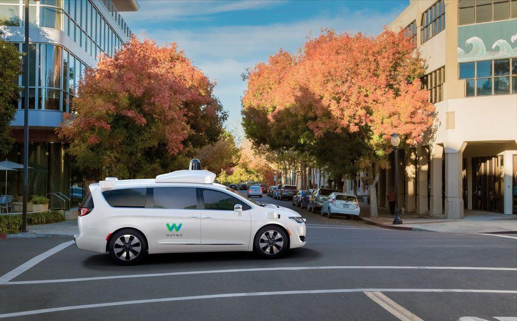 Waymo mașini autonome (4)