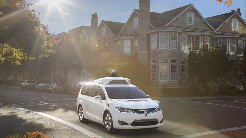 Waymo mașini autonome (6)