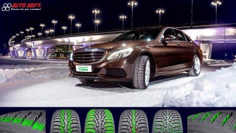 Alege anvelope de iarnă premium de la AUTO SOFT pentru un sezon rece fără griji