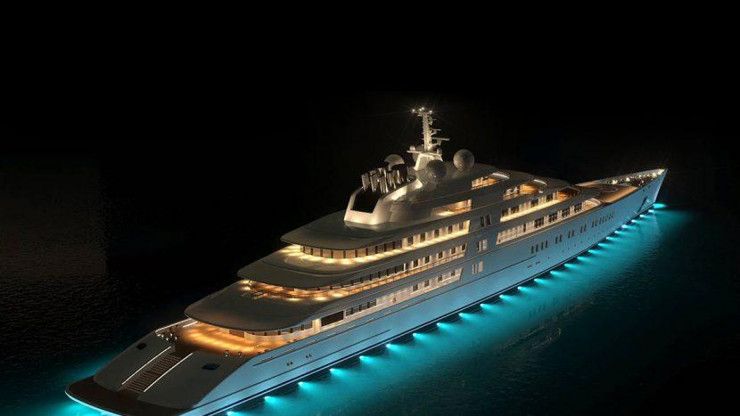 Top 10 cele mai scumpe yachturi din lume