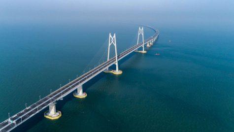 Cel mai lung pod din lume va fi inaugurat luna aceasta. Nu, nu e în România!