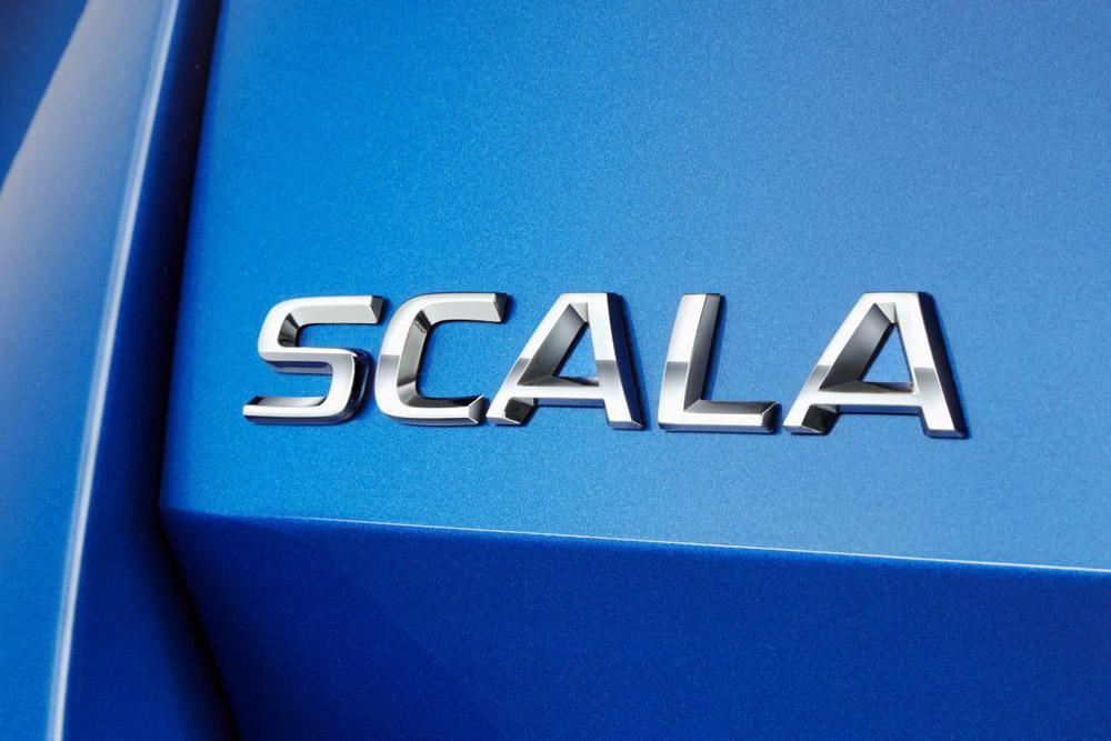 Skoda Scala este numele noului hatchback care înlocuiește modelul Rapid