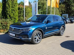 Pret second VW Touareg