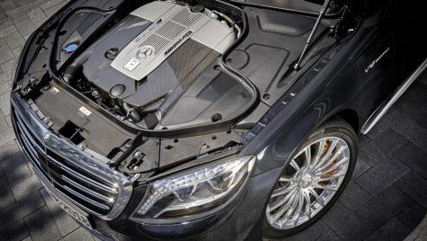 Regele se pregătește să moară: Mercedes-AMG va renunța la motoarele V12