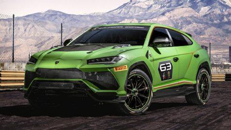 Lamborghini Urus ST-X Concept deschide drumul unei noi competiții