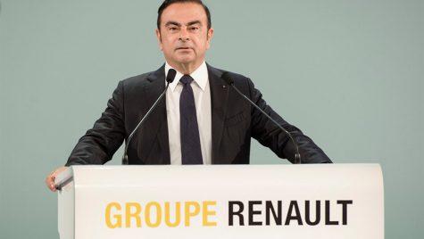 Renault: Carlos Ghosn rămâne în funcție