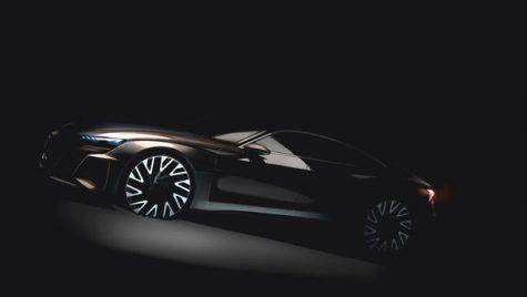 Audi E-Tron GT Sedan – Nemții pregătesc o limuzină electrică