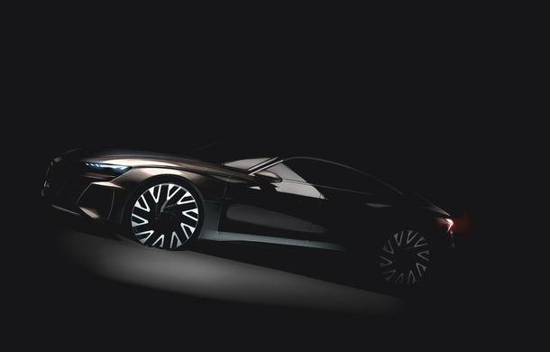 Audi E-Tron GT Sedan