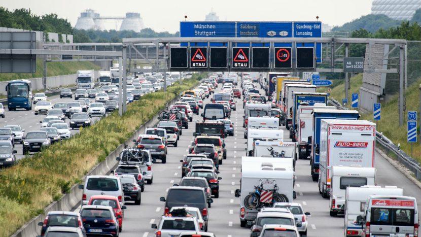 Autobahn autostradă diesel