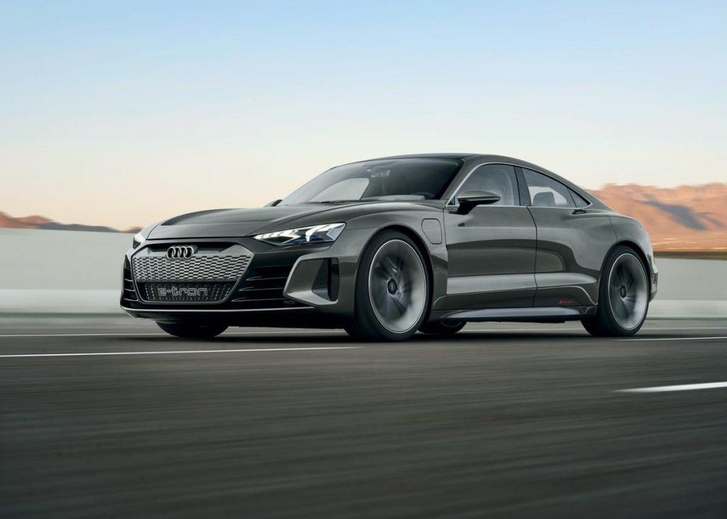 Conceptul Audi E-Tron GT Sedan (1)