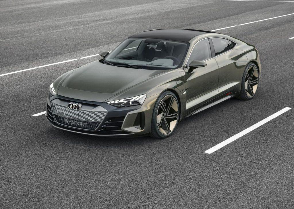 Conceptul Audi E-Tron GT Sedan (5)