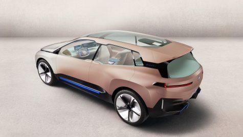 O nouă platformă electrică proprie BMW? Totul este posibil.