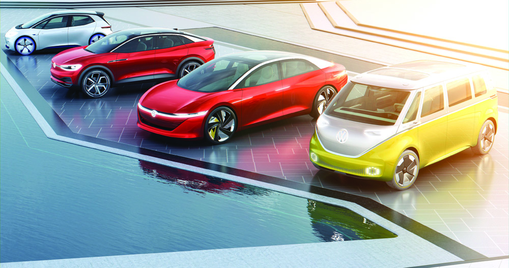 Volkswagen MEB - Electric for all