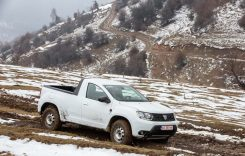 Test drive Dacia Duster pick-up