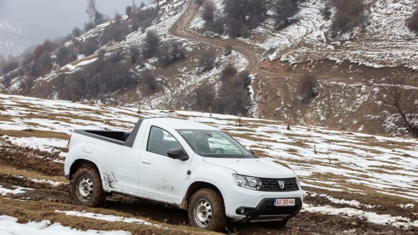 DACIA DUSTER PICK UP 1
