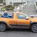 Dacia Duster PICK UP 8