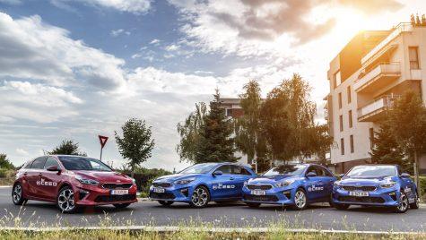 Test comparativ – sfaturi de cumpărare noua Kia Ceed
