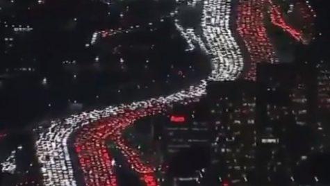 Americanii sărbătoresc Ziua Recunoștinței în trafic