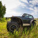 Monstrul din Est: ce poți să faci cu Lada Snow și cât costă