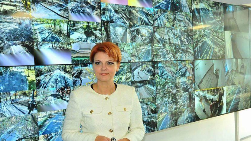 Lia Olguța Vasilescu - noul ministru al Transporturilor