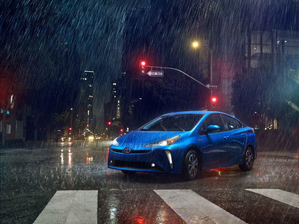 Los Angeles LIVE Noua Toyota Prius Facelift - Informații și fotografii oficiale (3)