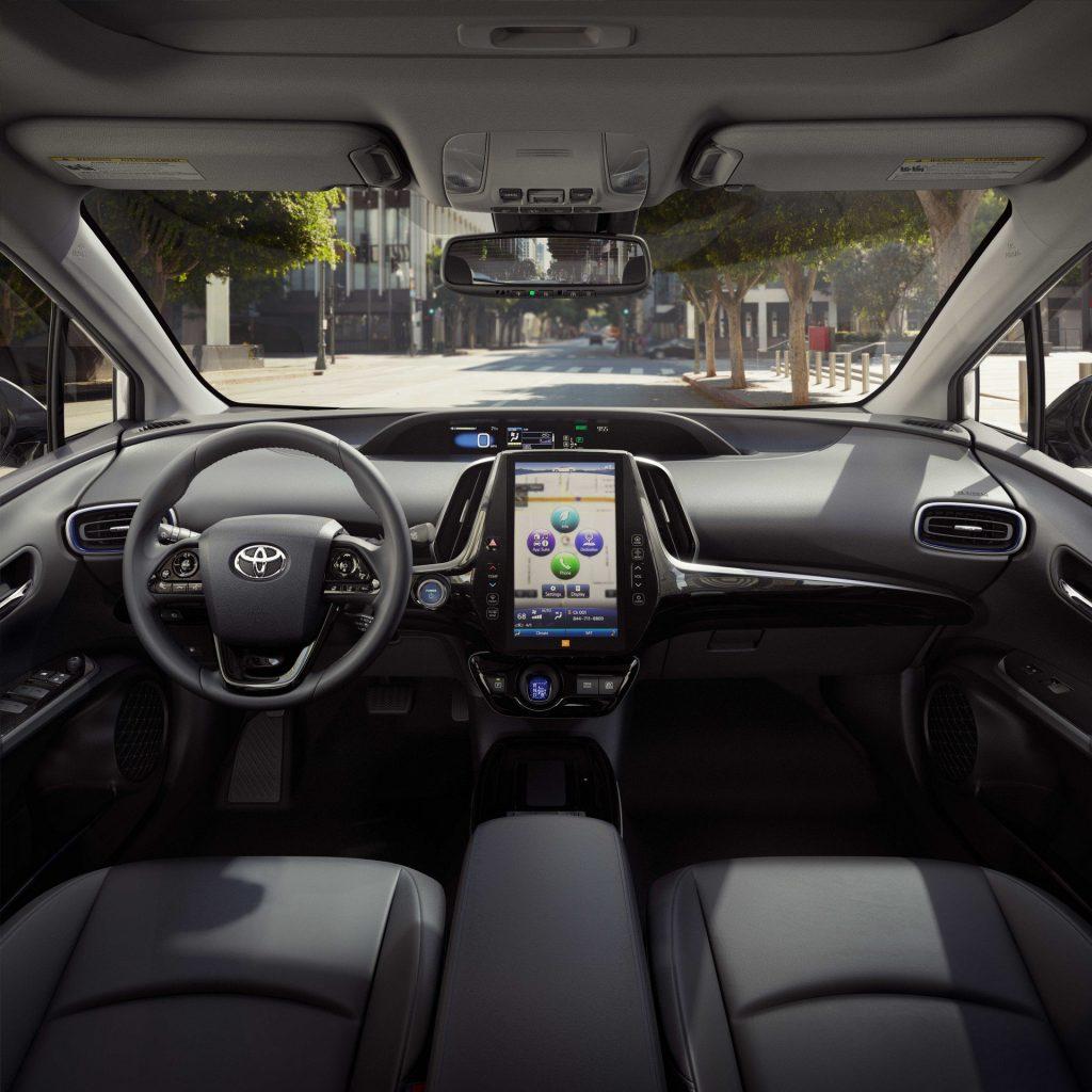Los Angeles LIVE Noua Toyota Prius Facelift - Informații și fotografii oficiale (5)